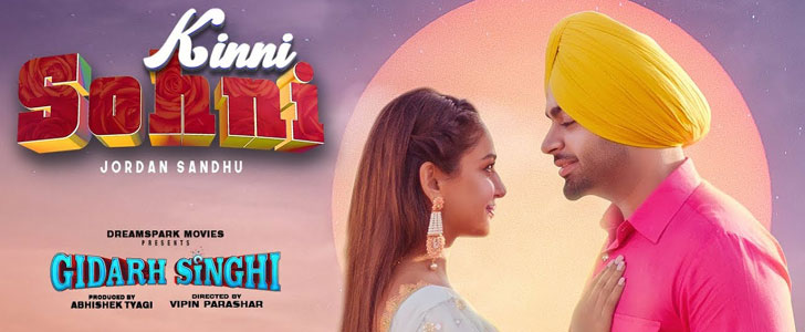 Kinni Sohni Lyrics by Jordan Sandhu