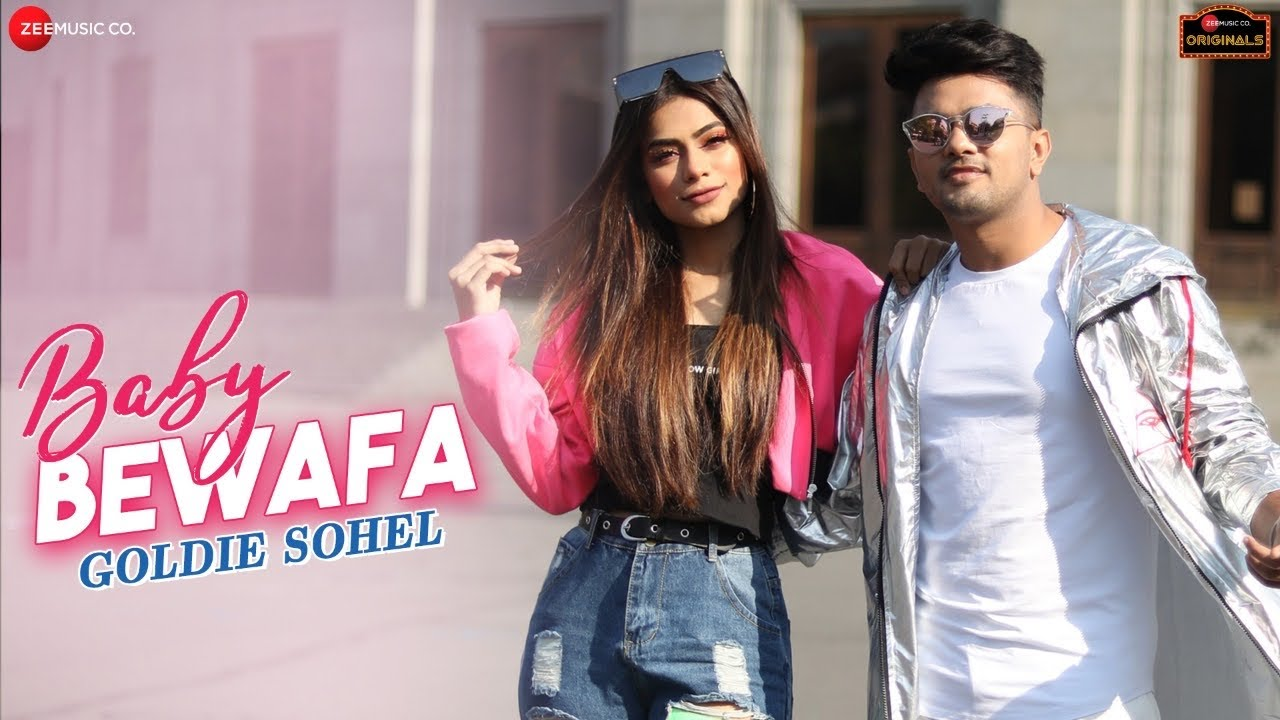 BABY BEWAFA LYRICS - GOLDIE SOHEL
