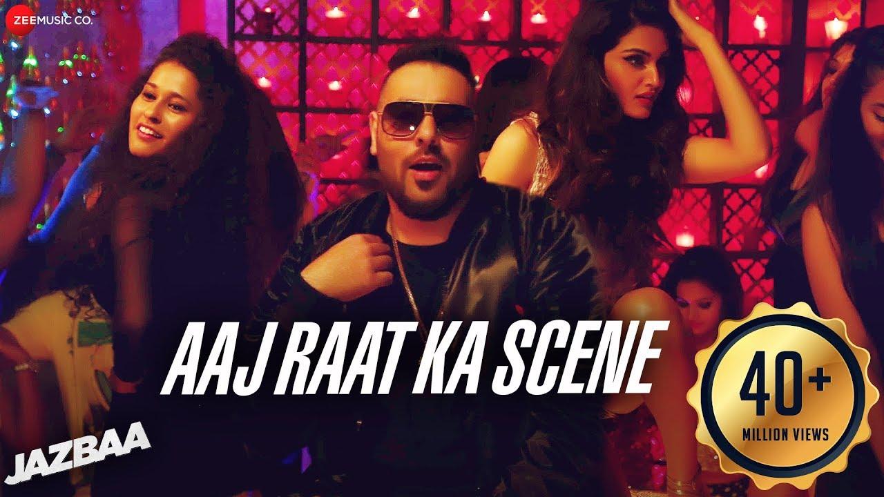 Aaj-Raat-Ka-Scene-Banale-Lyrics-Badshah