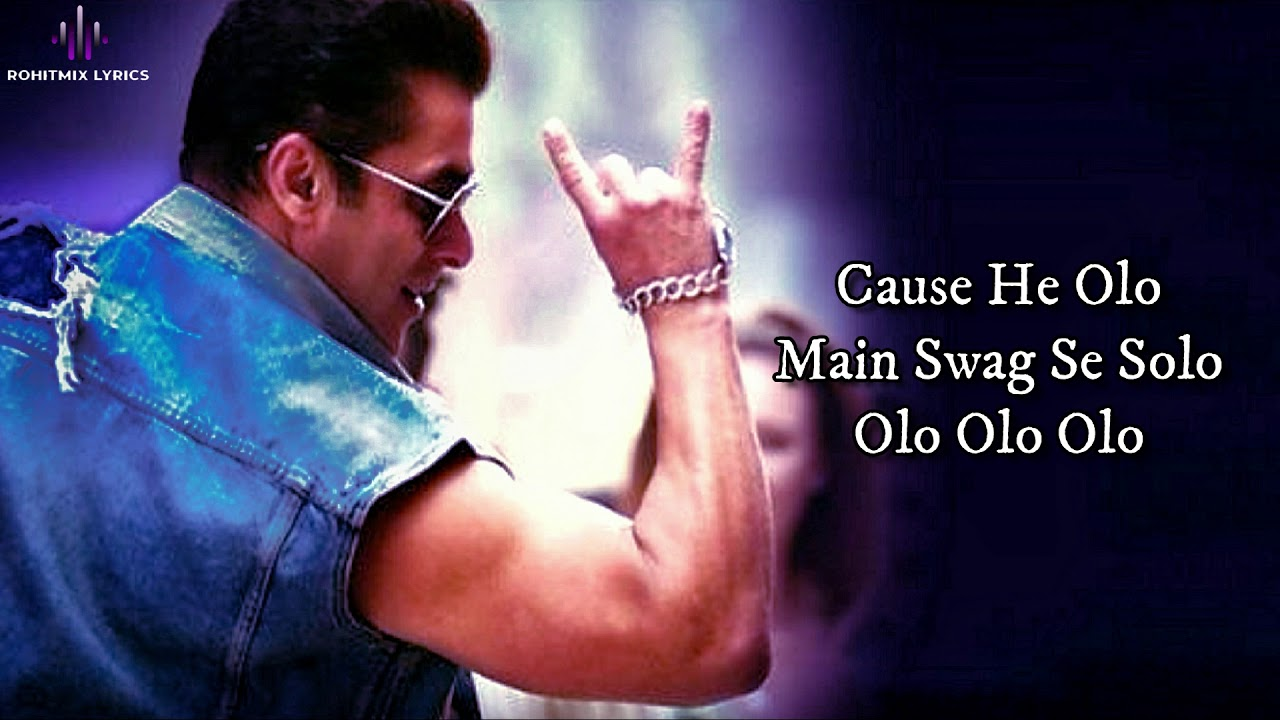 SWAG-SE-SOLO-Lyrics