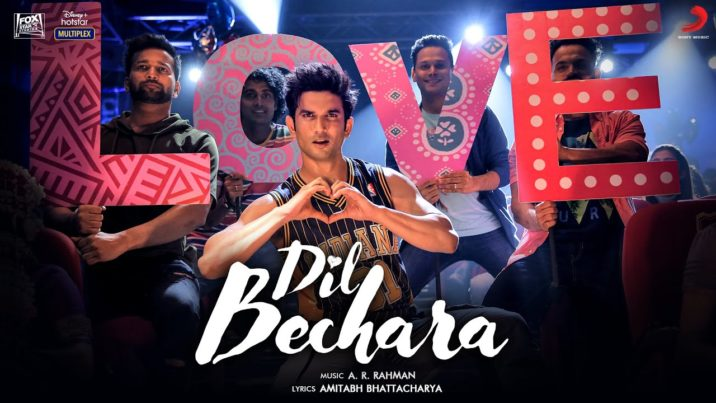 Dil-Bechara-Lyrics