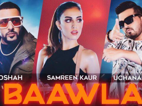 Baawla-Lyrics-Badshah